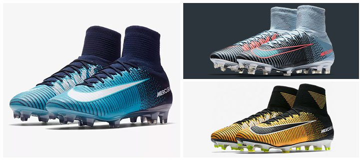 "info for 45b0c d83c5 2016 Nike Mercurial Vapor Superfly V Innovation  Nike Flyknit ""speed rib""  3D texture   single-layer anatomical sole plate chassis."