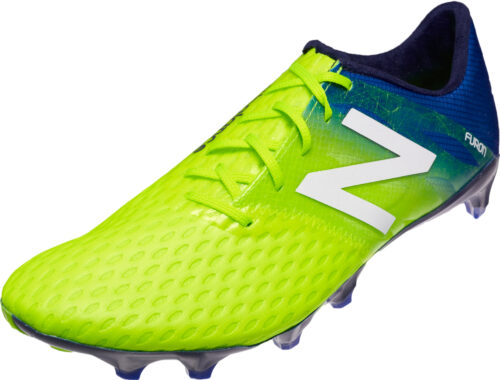 New Balance Furon Pro FG Soccer Cleats – Toxic/Pacific
