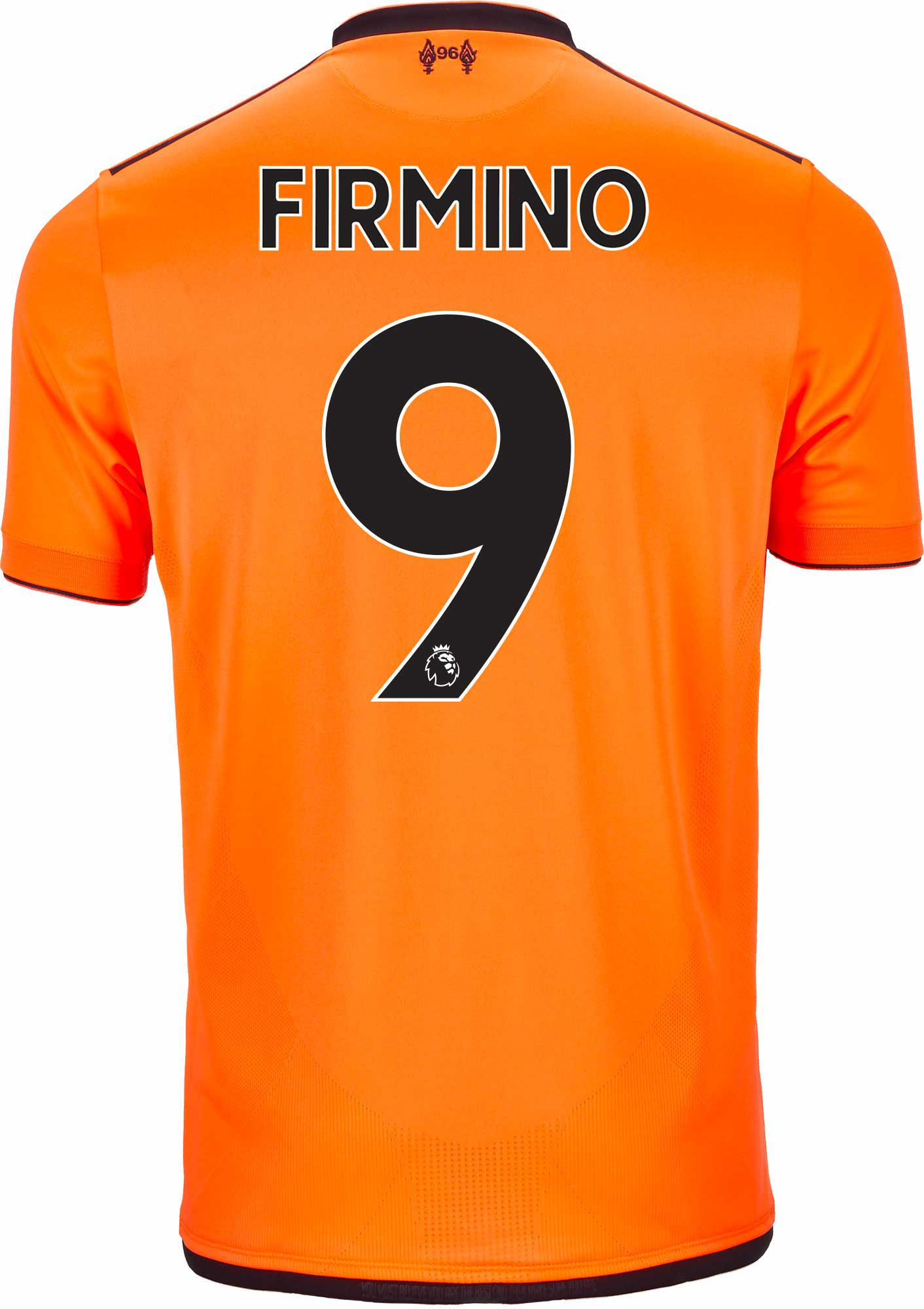 New Balance Roberto Firmino Liverpool 3rd Jersey 2017-18