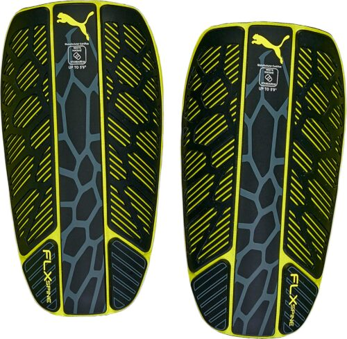 PUMA FLX Spine Shinguard – Lime