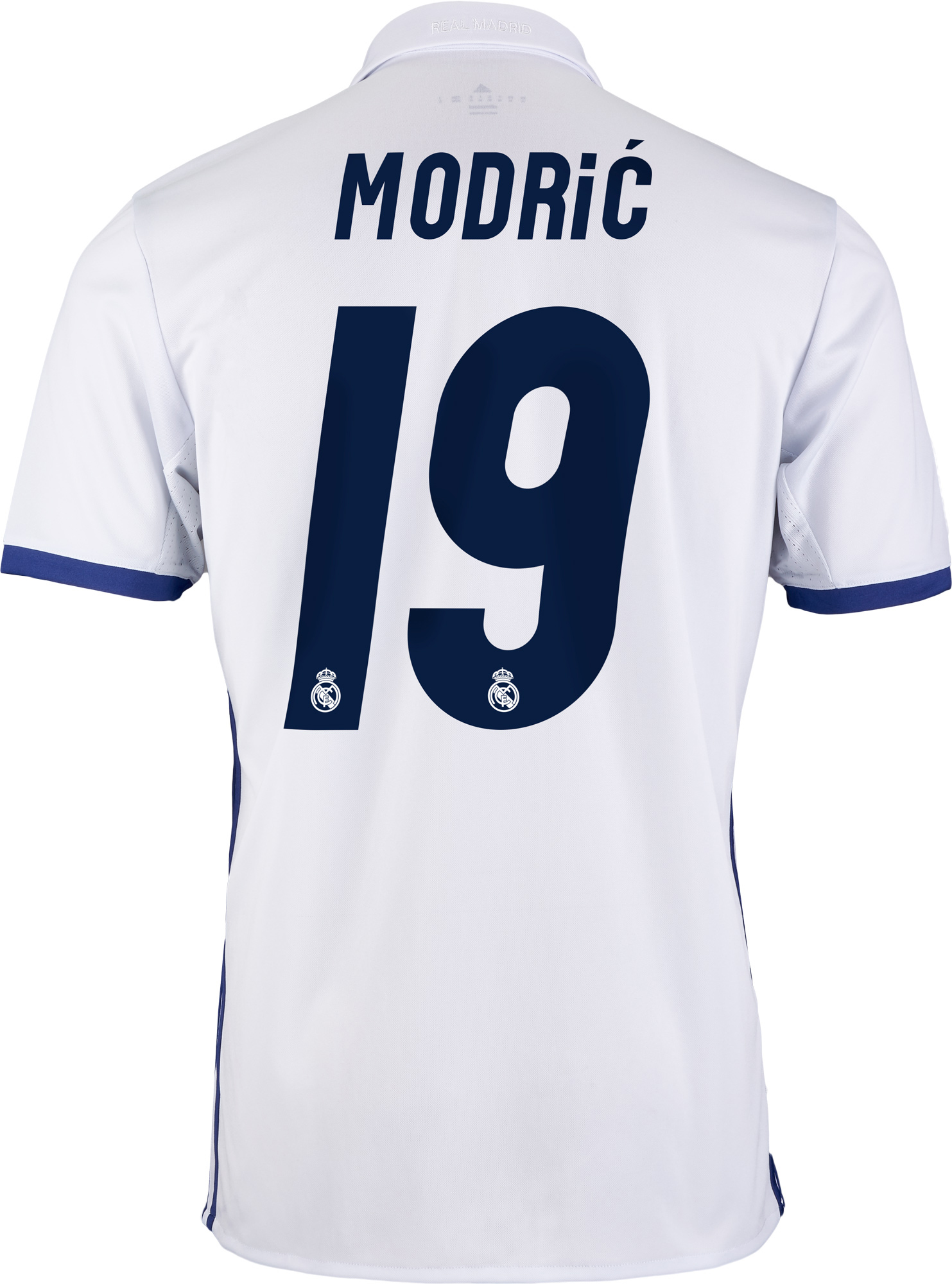 los angeles 577fc 2fb87 Modric Youth Real Madrid Jersey - 2016-17 Real Madrid Jerseys