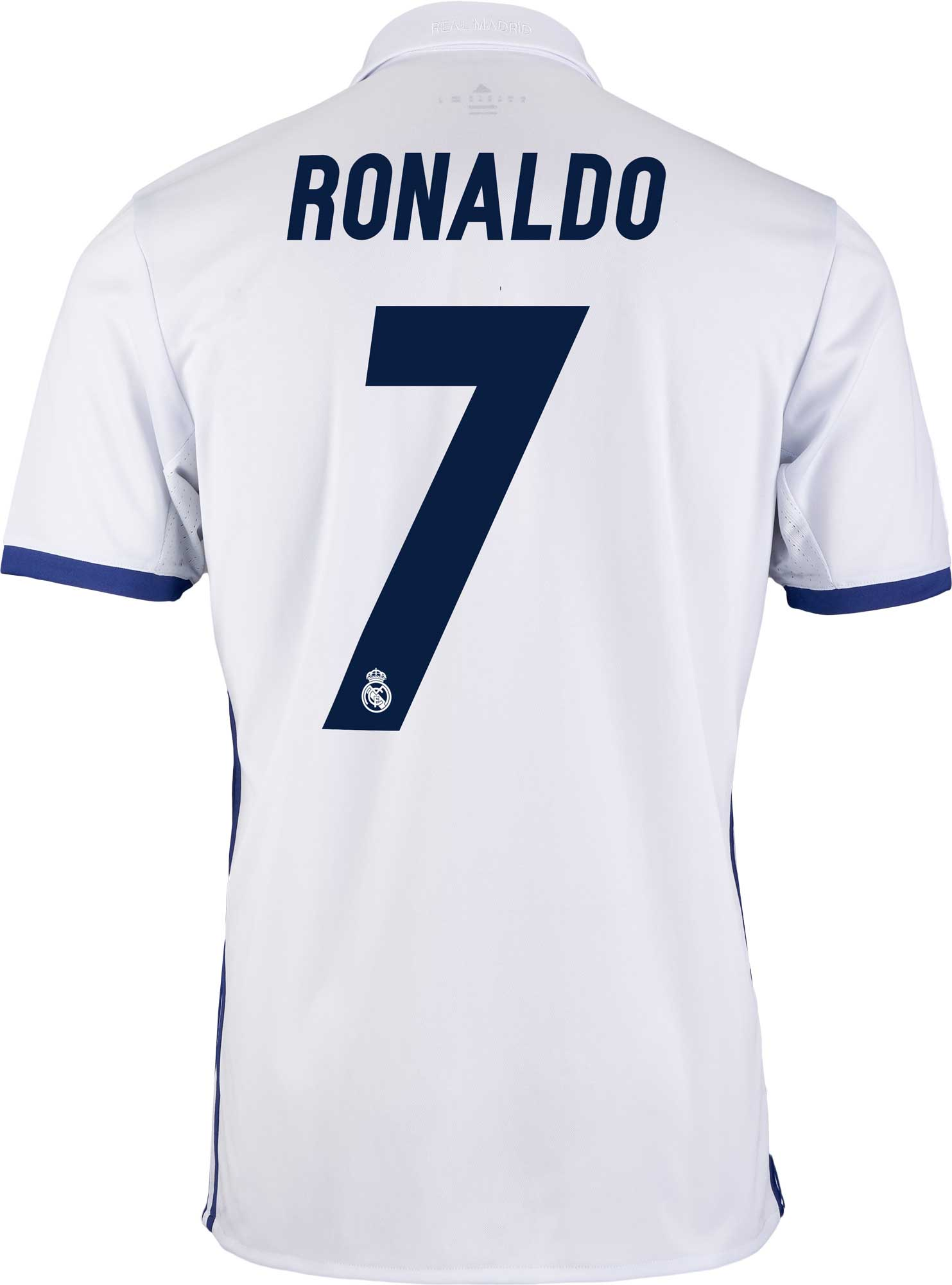 finest selection 5d39f 1c2e6 adidas Kids Ronaldo Real Madrid Jersey - 2016 Real Madrid ...