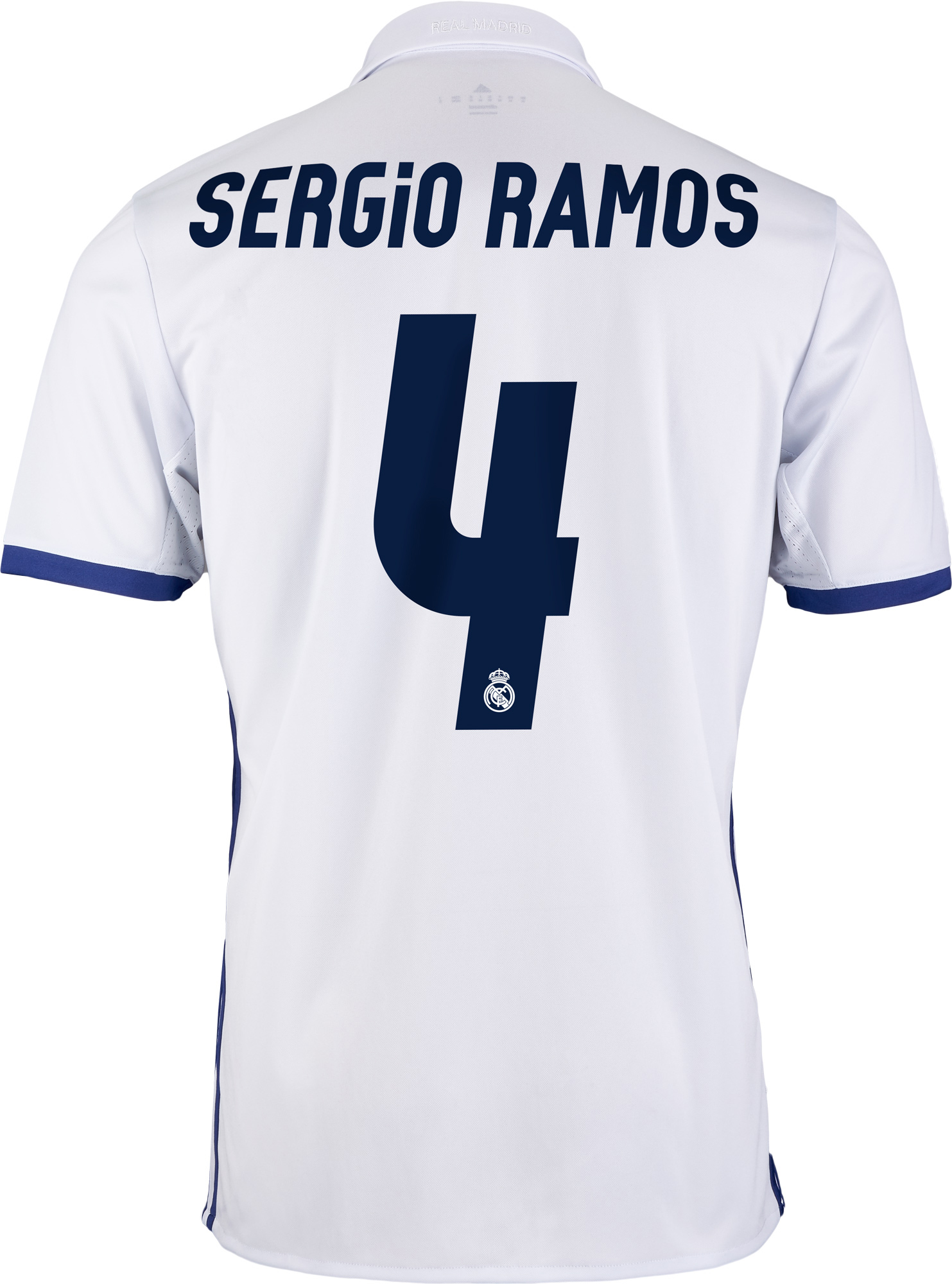 sale retailer de04f 731a3 Sergio Ramos Real Madrid Jersey - 2016-17 Real Madrid Jerseys