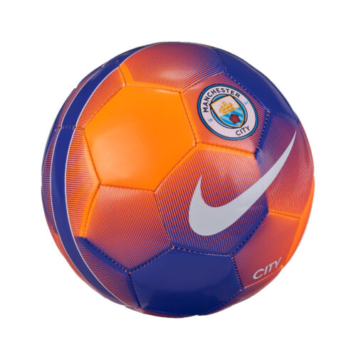 Nike Manchester City Skills Ball – Total Orange/Persian Violet