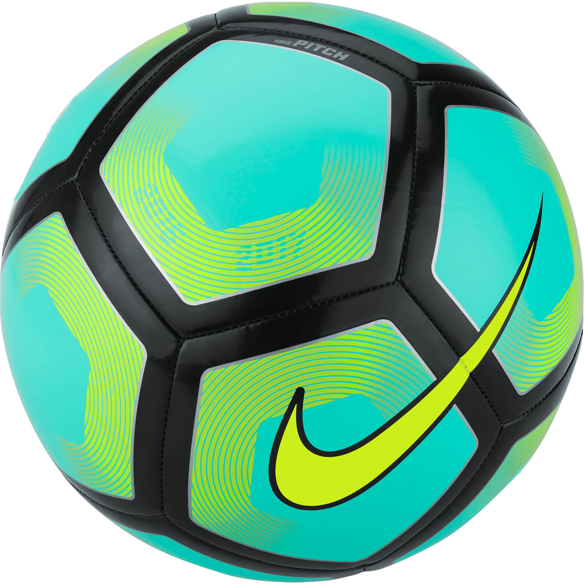 Nike Pitch - Blue Pitch Soccer Balls