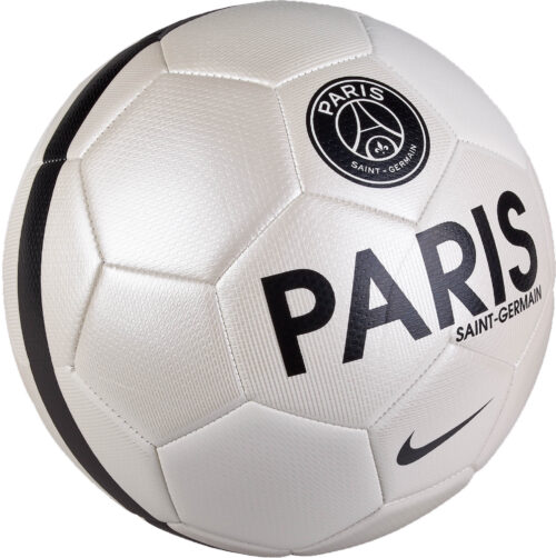 Nike PSG Prestige Soccer Ball – White/Multi Color