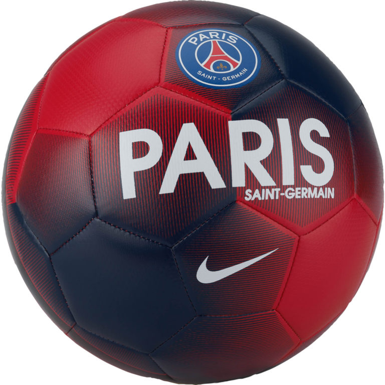 Nike PSG Prestige Soccer Ball – Challenge Red/Midnight Navy