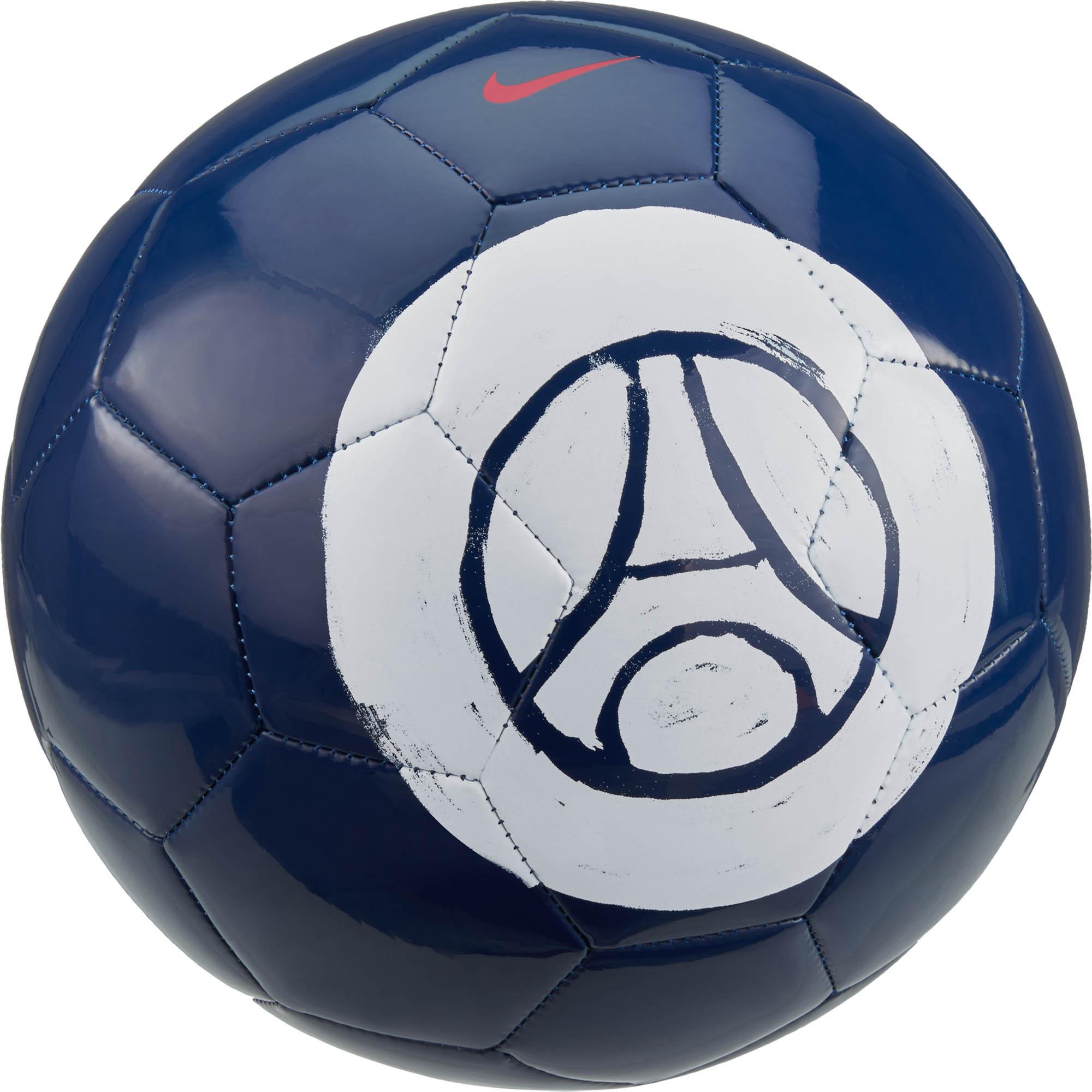 Nike PSG Supporters Soccer Ball - Nike Soccer Balls