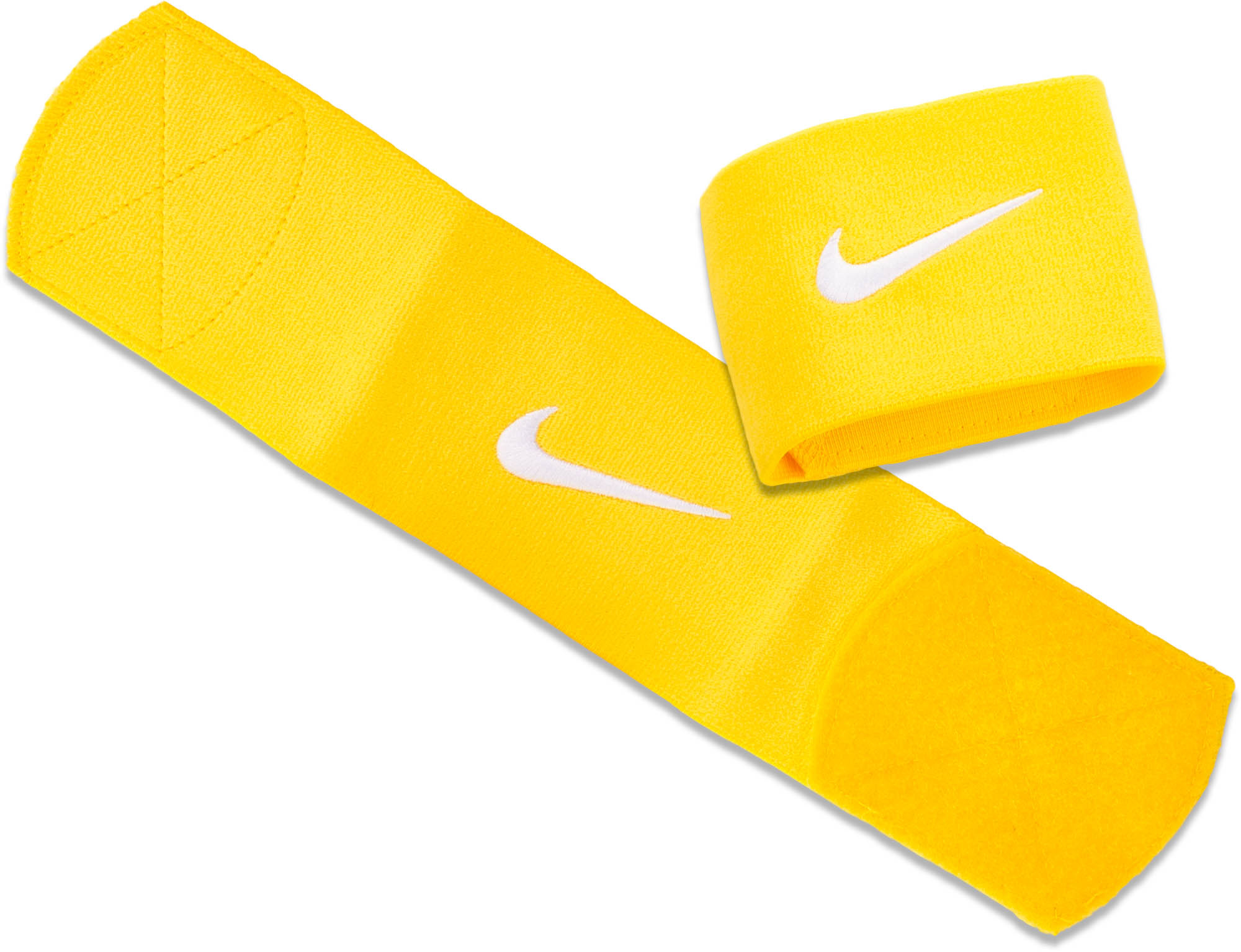 Yellow Nike Guard Stay - Soccer Shin Guards 0fc6c1544658