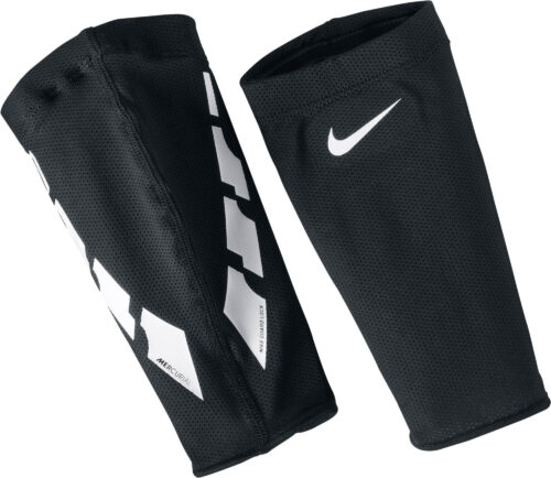Nike Elite Guard Sleeves – Black/White