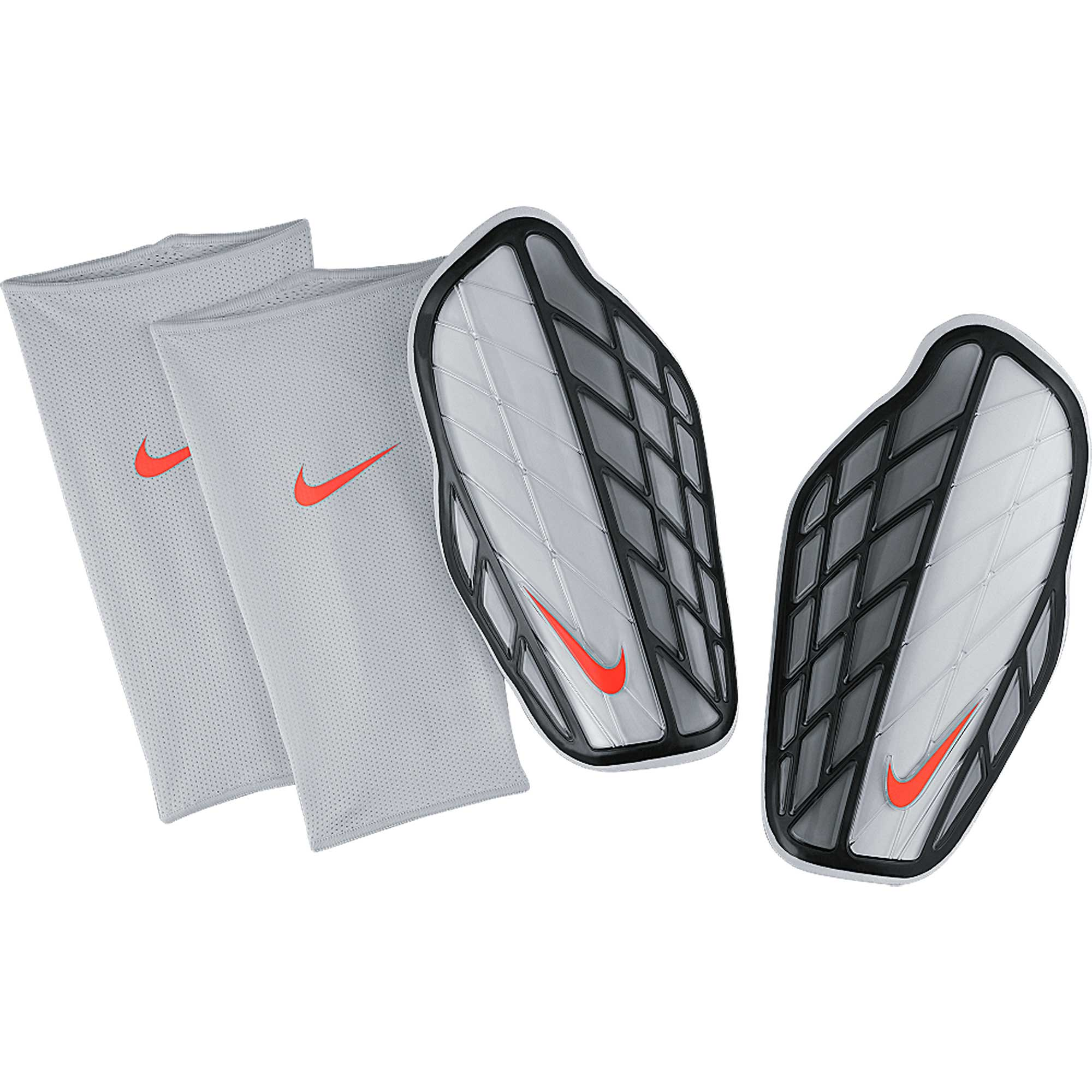 trabajo nombre Absoluto  Nike Attack Premium Shin Guard > - Nike Soccer Shin Guards