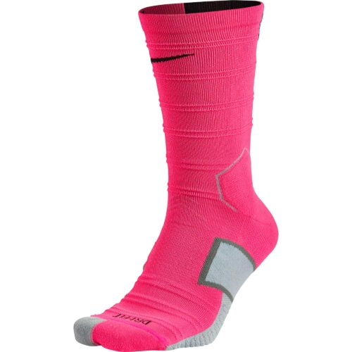 Nike Matchfit Mercurial Elite Crew Socks – Pink and Black