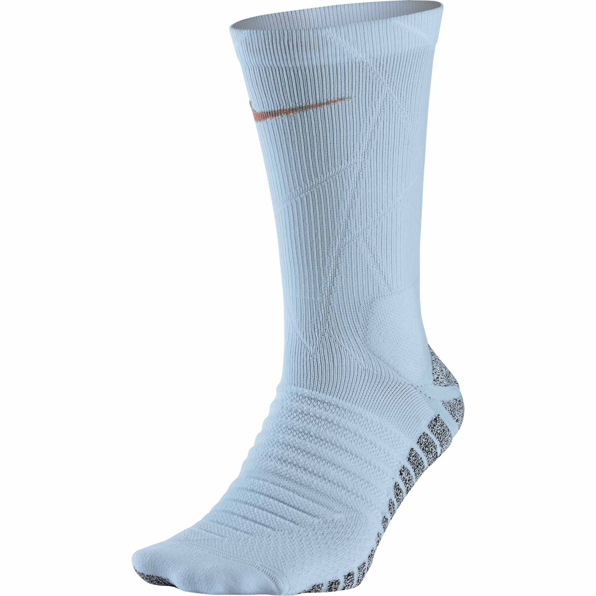 Nike NikeGrip CR7 Crew Socks - Blue Tint/Multicolor ...
