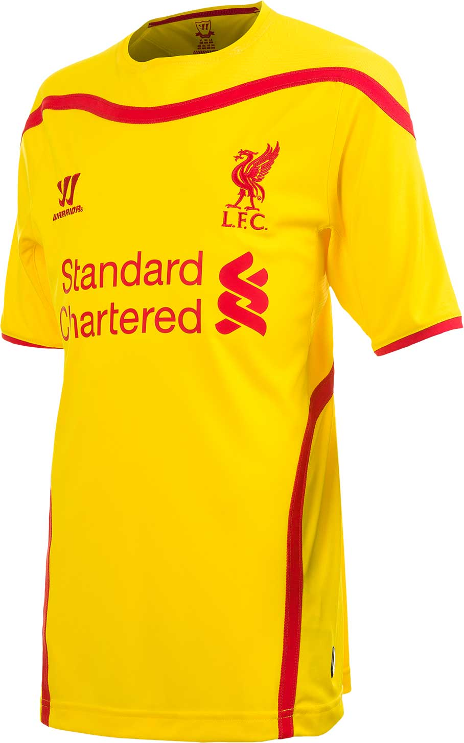 ede32a503d2 Youth Liverpool Jersey - Warrior 2014 15 LFC Soccer Jerseys