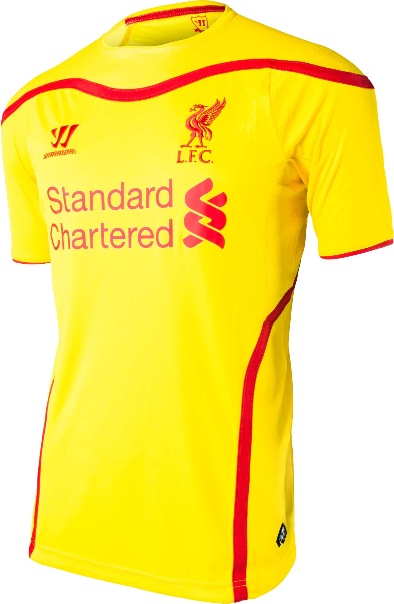 the best attitude 8f6e3 27074 Warrior Liverpool Away Jersey 2014-2015