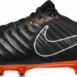c98062c63 Nike Tiempo Legend 7 Elite FG – Black Total Orange