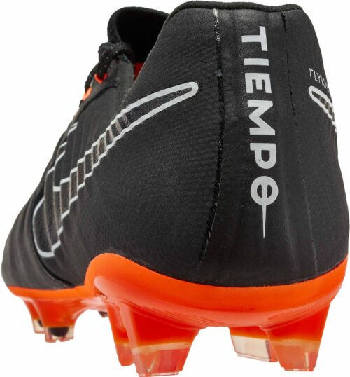 Nike Tiempo Legend 7 Elite FG – Black/Total Orange