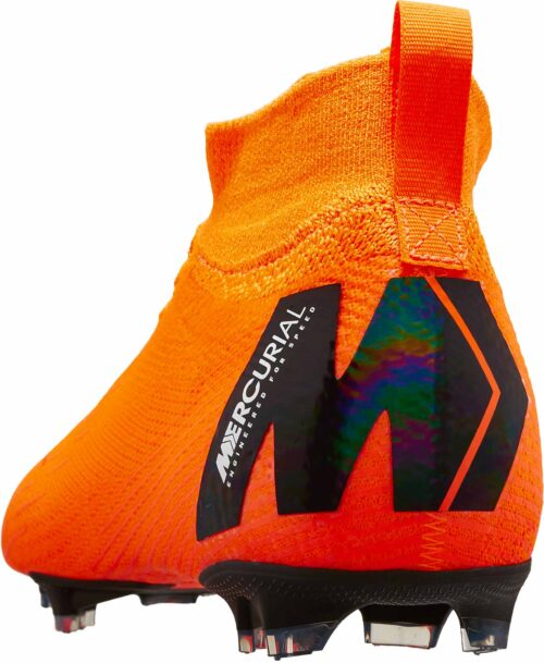 Nike Kids Superfly 6 Elite FG – Total Orange/Volt