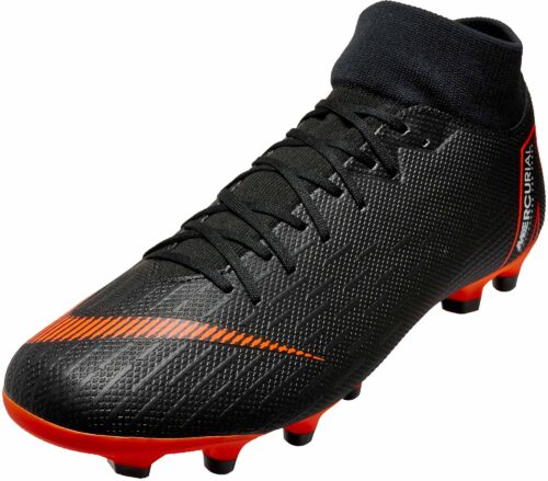Nike Superfly 6 Academy MG – Black/Total Orange