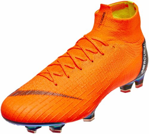 Nike Superfly 6 Elite FG – Total Orange/Volt