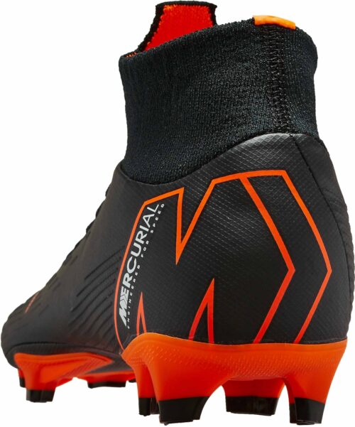 Nike Superfly 6 Pro FG – Black/Total Orange