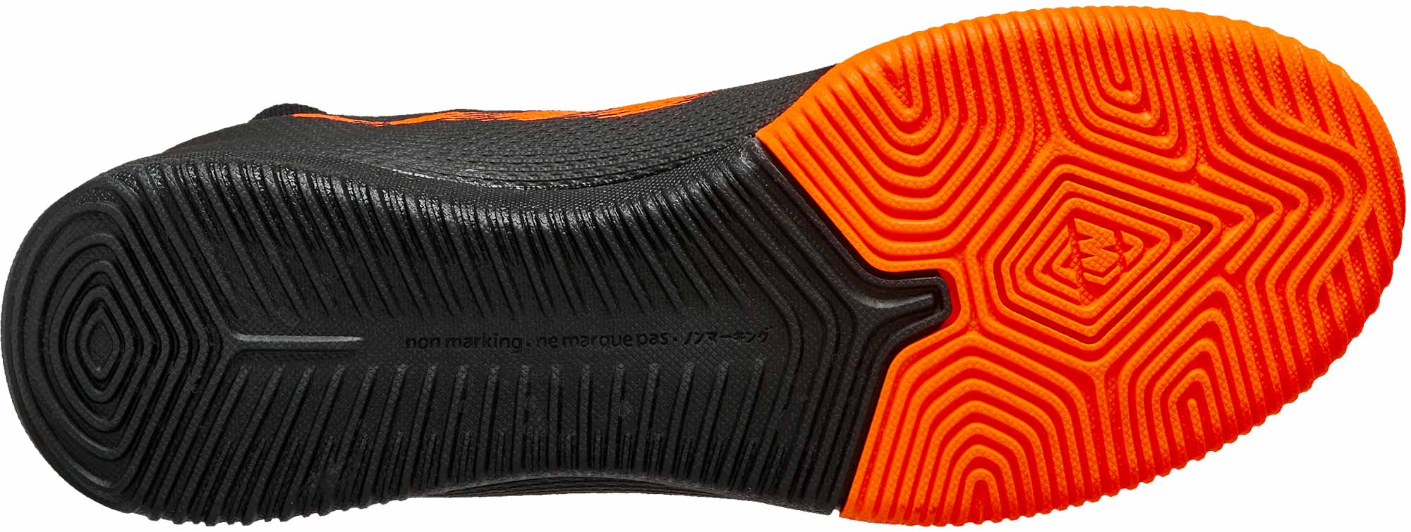 375613b0c ... ah7343 810  nike superflyx 6 academy ic black total orange