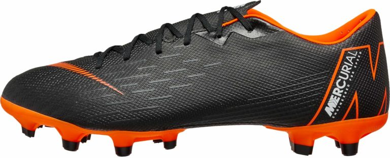 Nike Vapor 12 Academy MG – Black/Total Orange