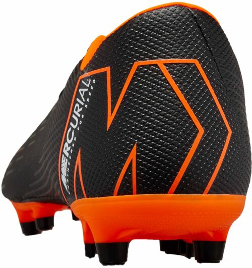 Nike Vapor 12 Academy MG – Black/Total Orange