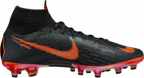Nike Superfly 6 Elite AG-Pro – Black/Total Orange