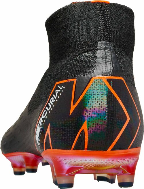 Nike Superfly 6 Elite AG-Pro – Black/Total Orange
