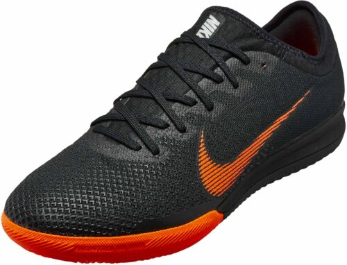 Nike VaporX 12 Pro IC – Black/Total Orange