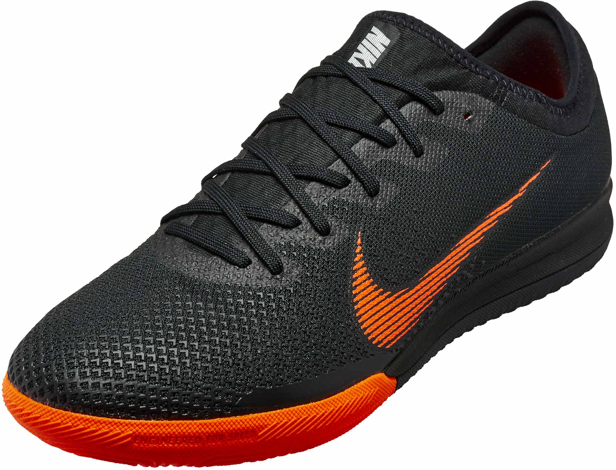 reputable site 30308 50272 Nike VaporX 12 Pro IC – Black/Total Orange