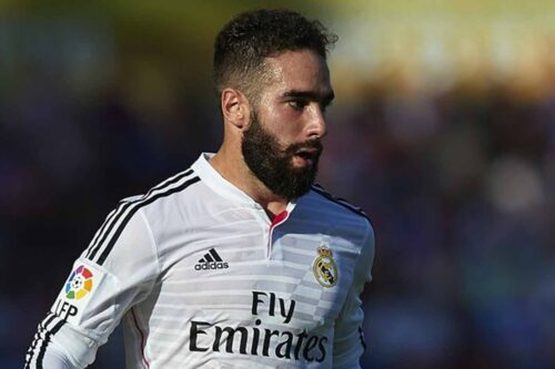 Carvajal Jersey and Gear