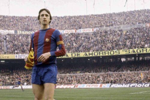 Cruyff Jersey and Gear
