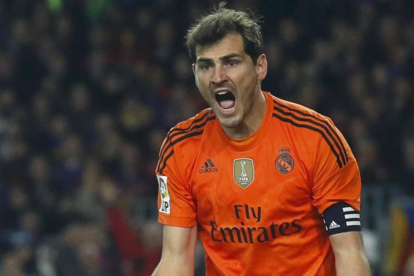 Iker Casillas Jersey - SoccerPro.com