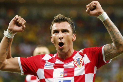 Mandzukic Jersey and Gear