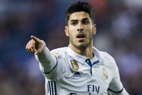 Marco Asensio Jersey