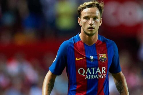 Rakitic Jersey and Gear