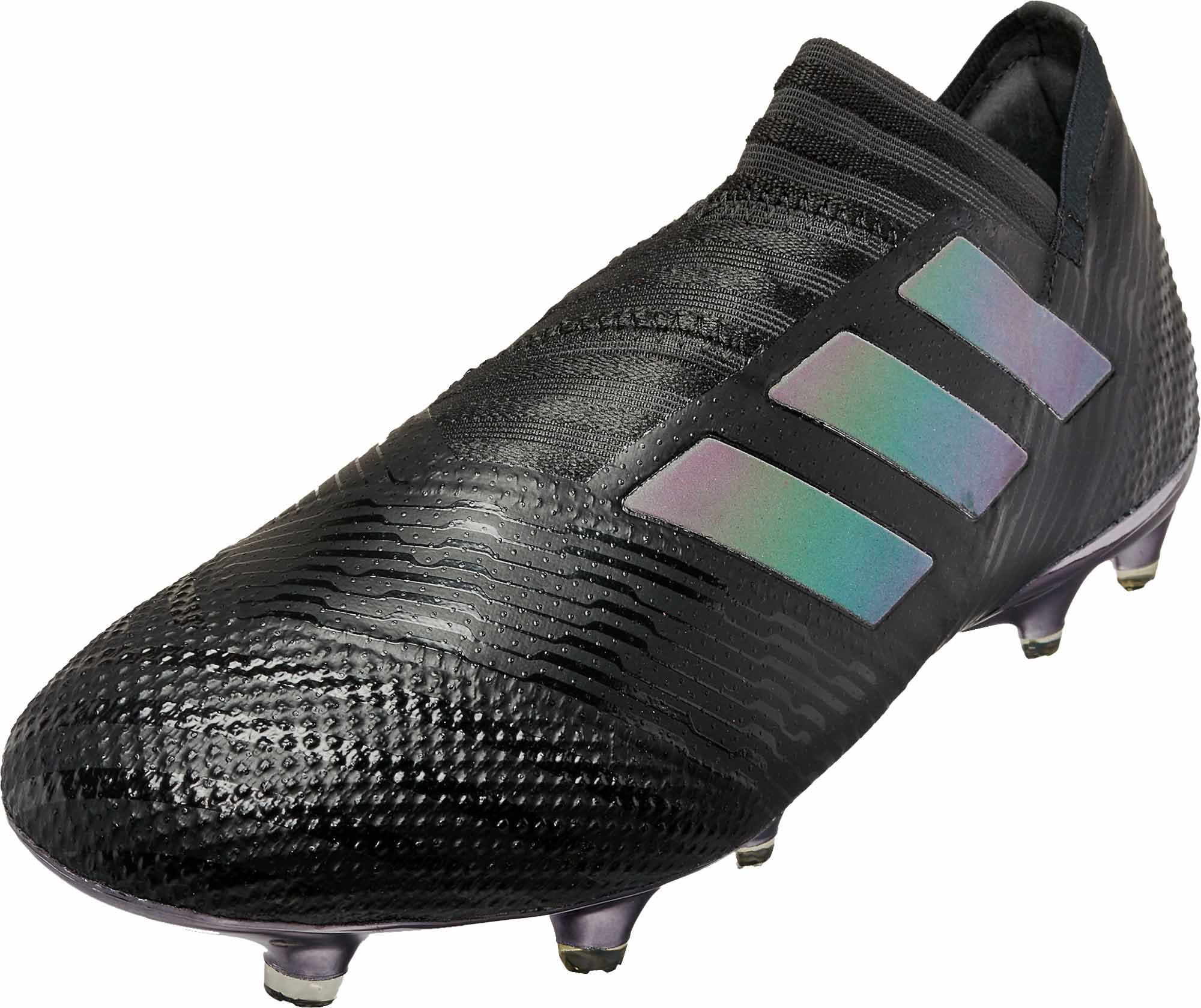 adidas Nemeziz 17 FG – BlackHi-Res Green