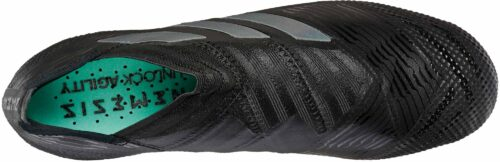 adidas Nemeziz 17  FG – Black/Hi-Res Green