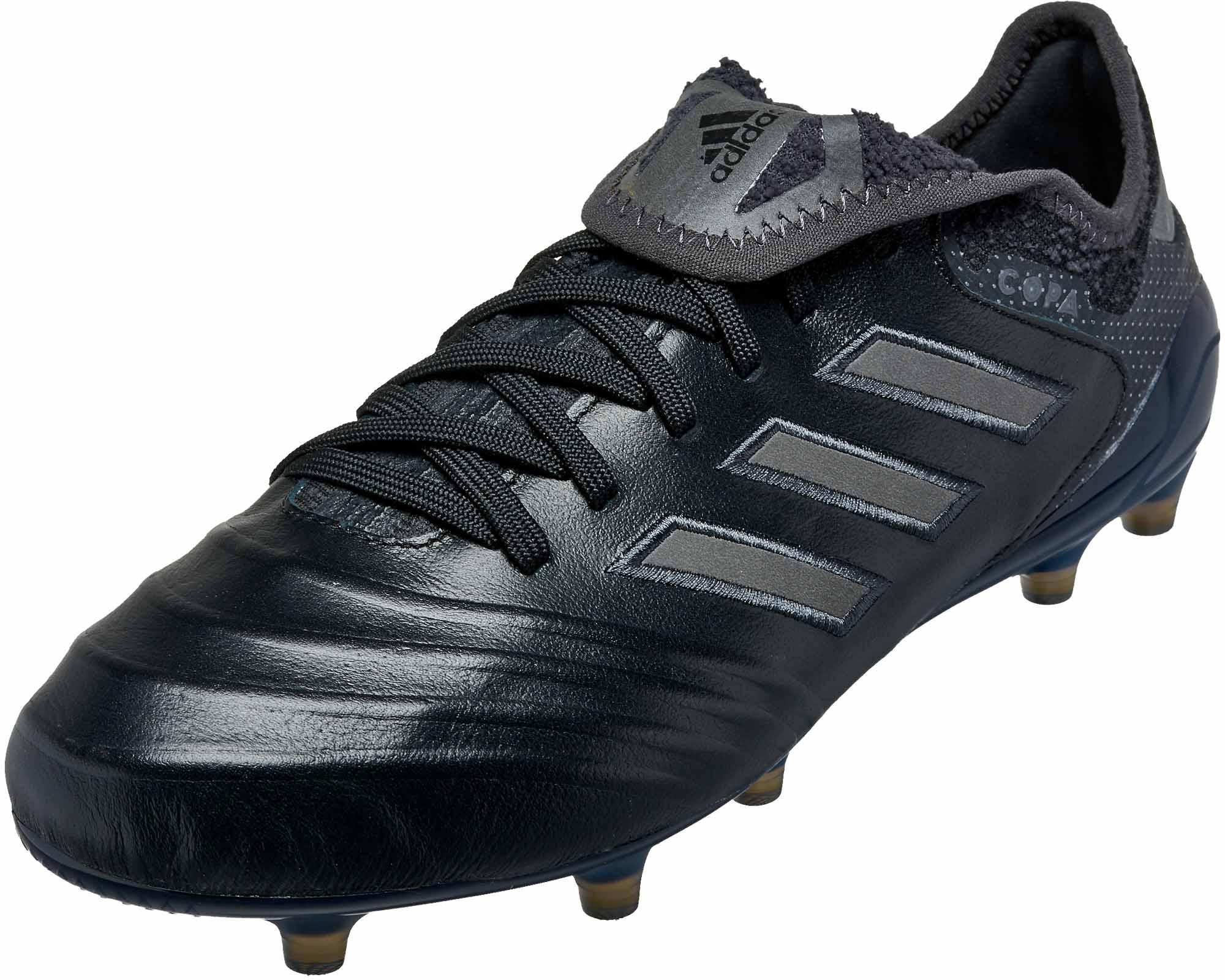 adidas Copa 18.1 FG - Black adidas Copa Soccer Cleats
