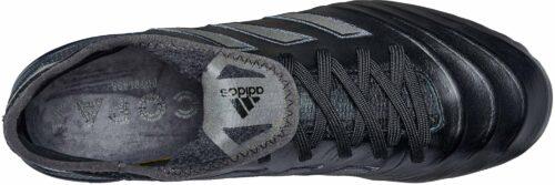 adidas Copa 18.1 FG – Black/Utility Black