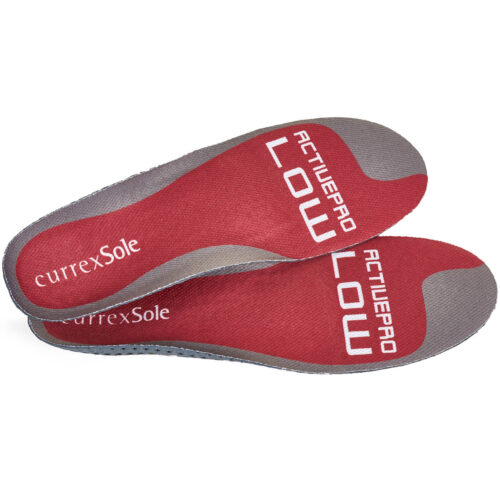 CurrexSole Natural Performance Insoles – High Profile