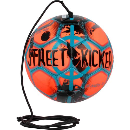 Kids Select Street Kicker Soccer Ball – Orange