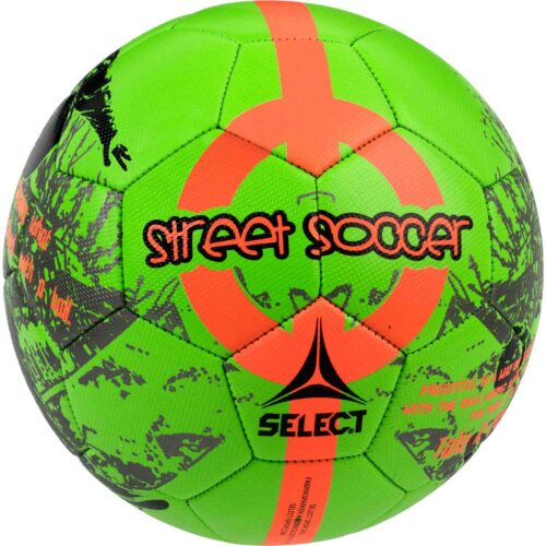 Select Street Soccer Ball – Green