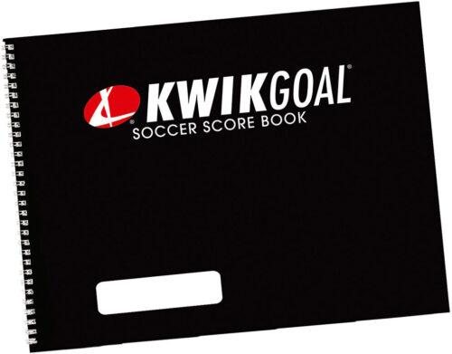 KwikGoal Oversized Soccer Score Book