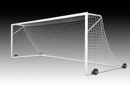 KwikGoal Pro Premier European Match Goal – 8′ x 24′