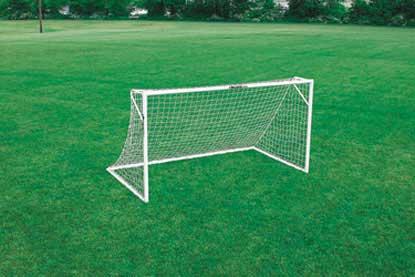 KwikGoal Deluxe European Club Goal – 6.5′ x 12′