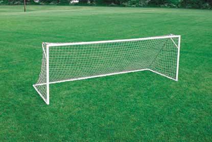 KwikGoal Deluxe European Club Goal – 6.5′ x 18.5′
