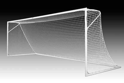 KwikGoal Deluxe European Club Goal – 8′ x 24′